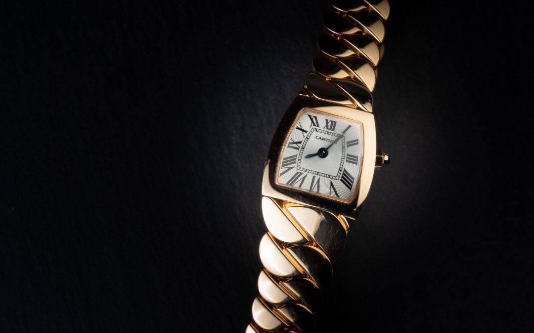 Cartier La Dona in oro rosa 18kt. Ref WE60050I