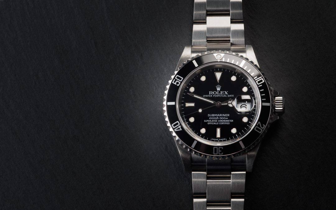Rolex Submariner Date in acciaio Ref. 16610