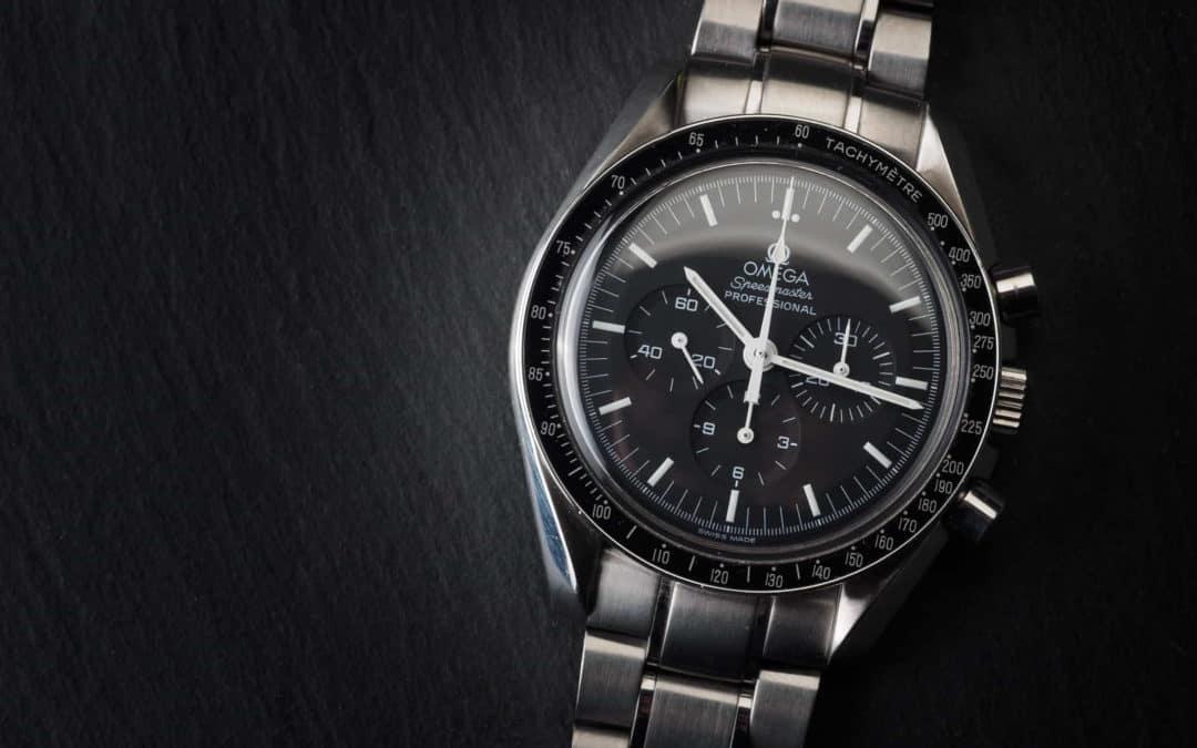 Omega Speedmaster Professional Apollo 11