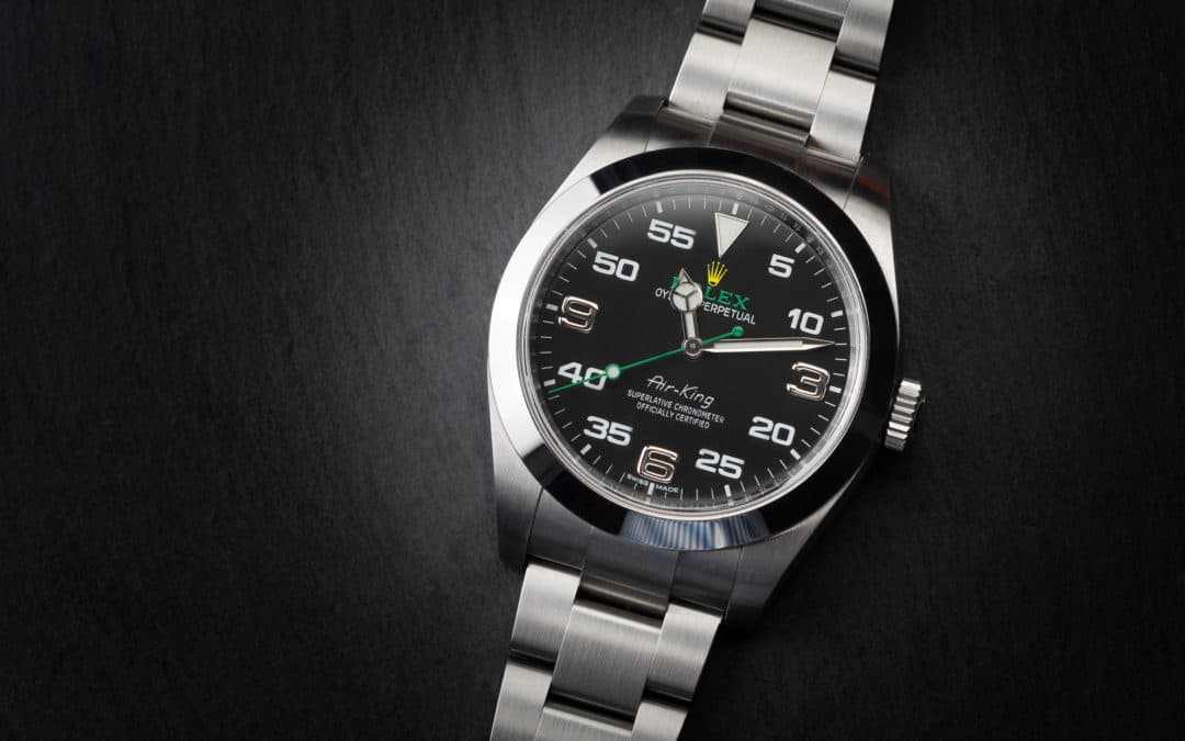 Rolex Air-King in acciaio Ref. 116900