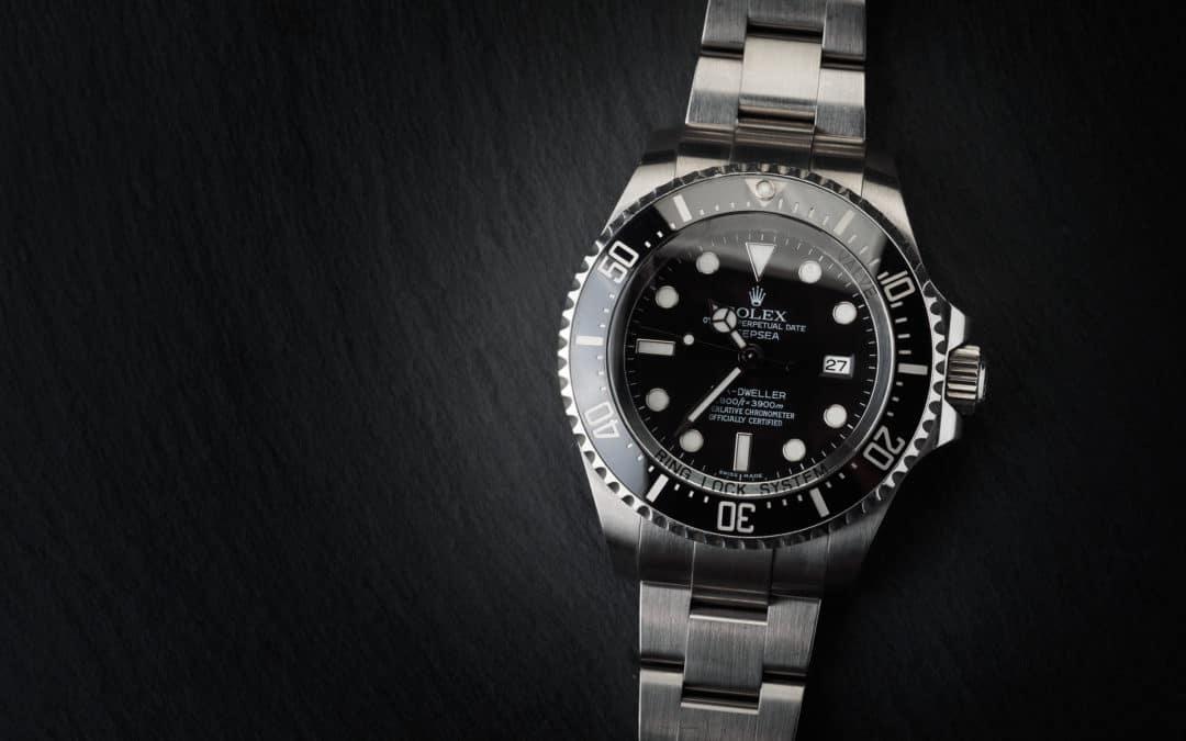 Rolex SeaDweller Deepsea in acciaio Ref. 116660