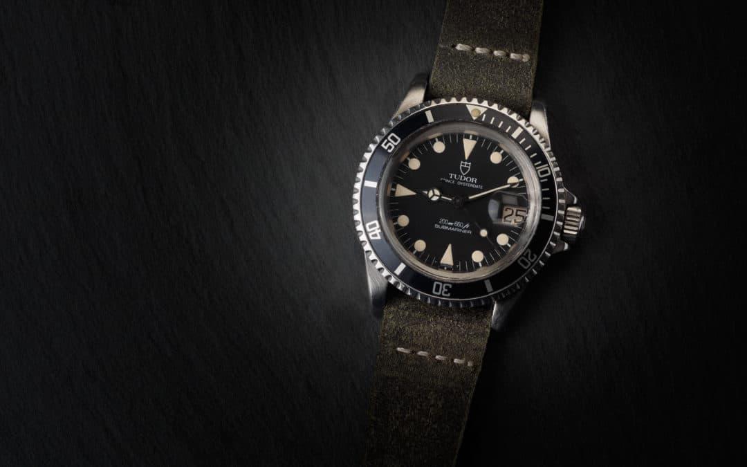 Tudor Submariner in acciaio Ref. 76100