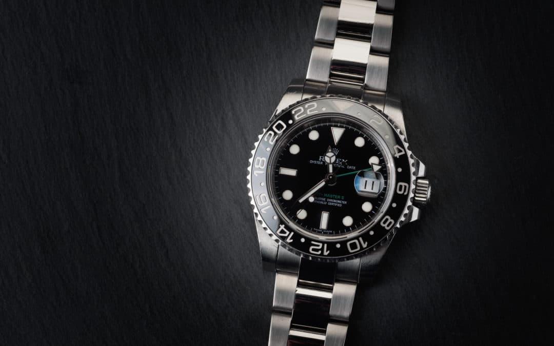 Rolex GMT Master II in acciaio Ref. 116710LN