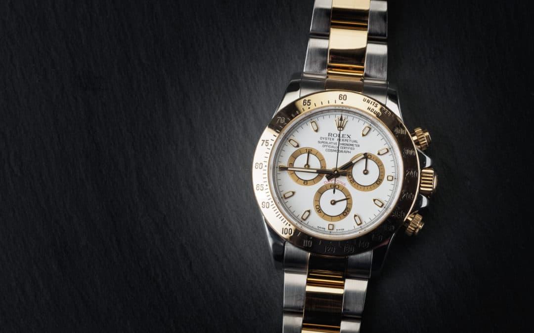 Rolex Daytona in oro e acciaio Ref. 116523