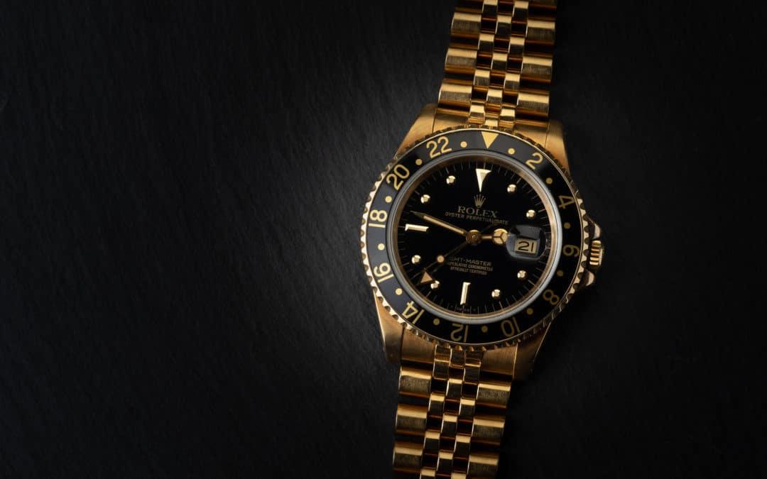 Rolex GMT Master in oro giallo 18kt Ref. 16758