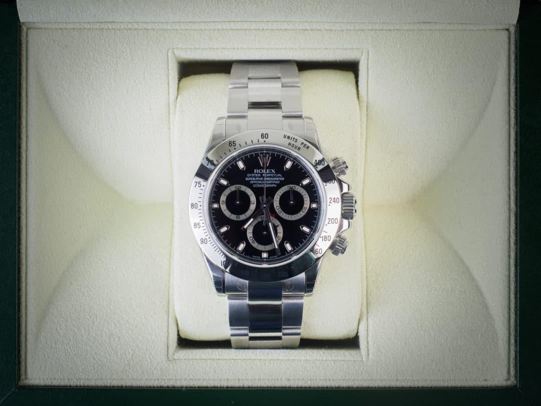 Rolex Daytona in acciaio NOS Ref. 116520