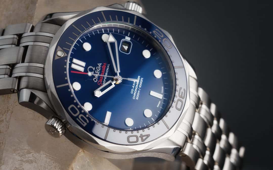 Omega Seamaster Diver 300m in acciaio Ref. 21230412003001
