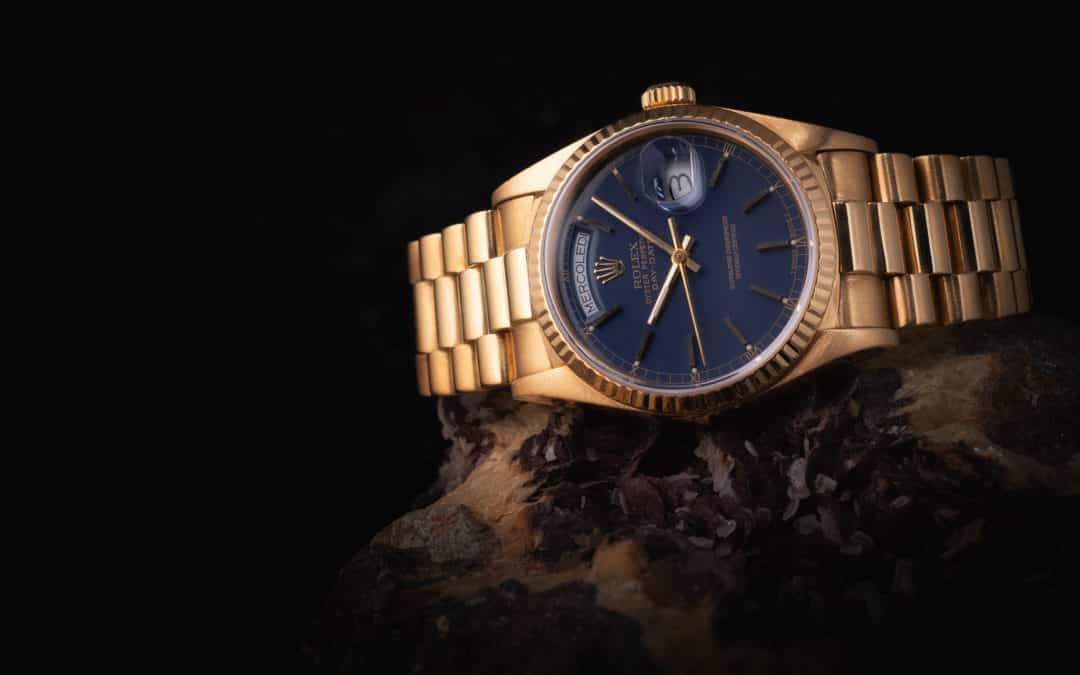 Rolex DayDate in oro giallo 18kt Ref. 18038