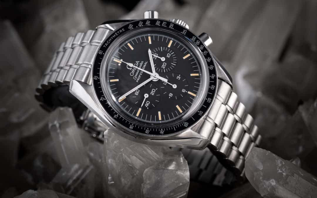 Omega Speedmaster Professional Moonwatch in acciaio Ref. 145.0022