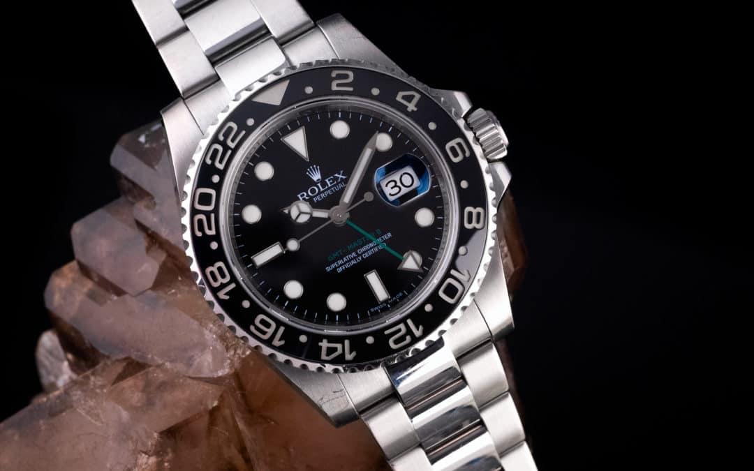 Rolex GMT Master II in acciaio Ceramica Ref. 116710LN