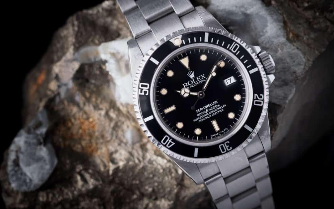 Rolex Seadweller in acciaio Ref. 16600