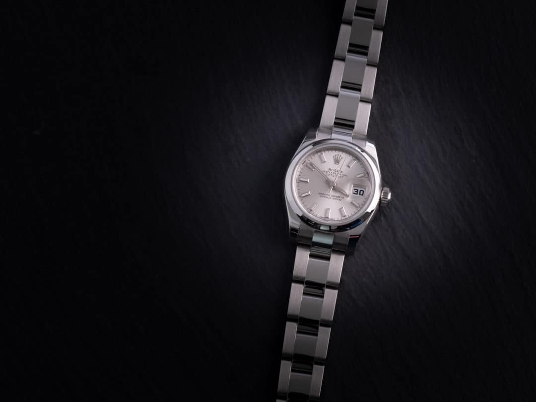 Rolex Lady Date Just in acciaio Ref. 179160