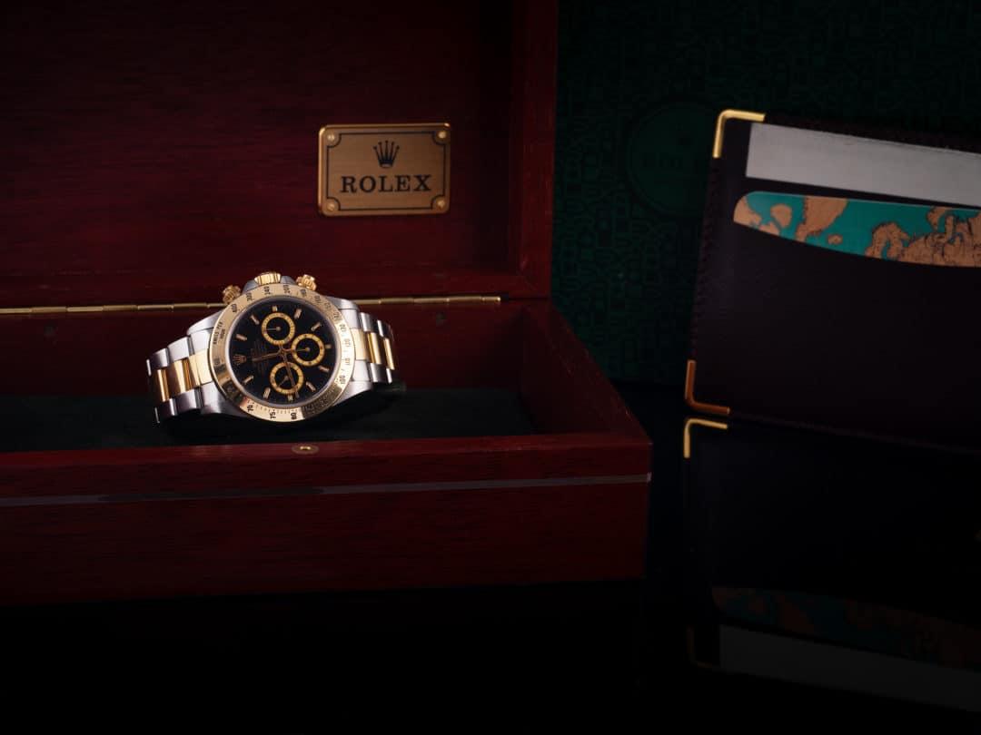 Rolex Daytona in oro e acciaio Ref. 16523
