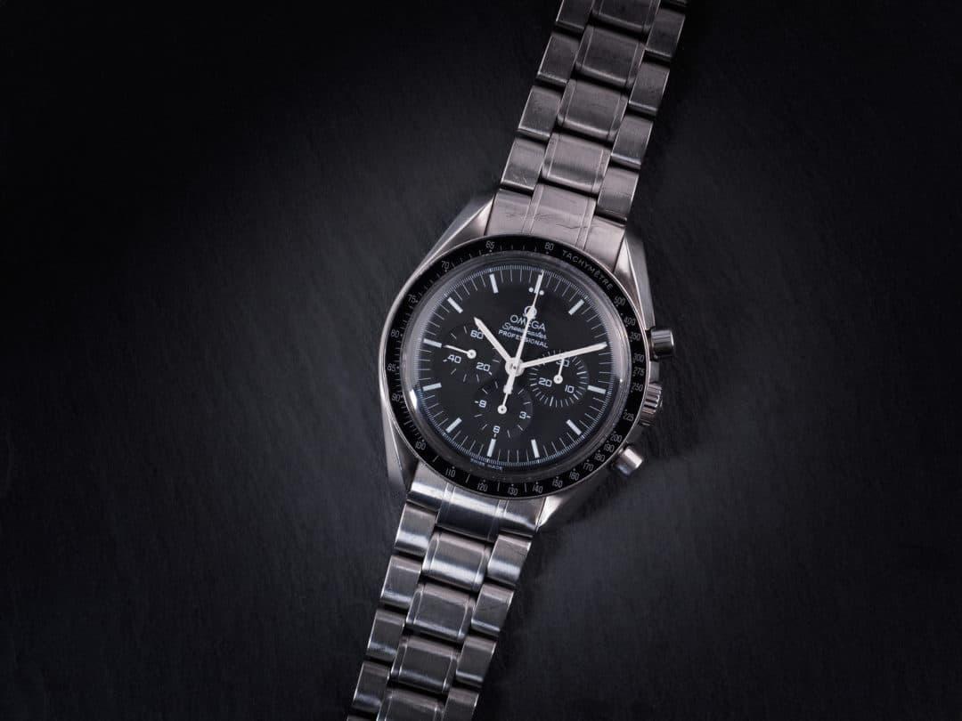 Omega Speedmaster Professional Moonwatch in acciaio Ref. 35705000