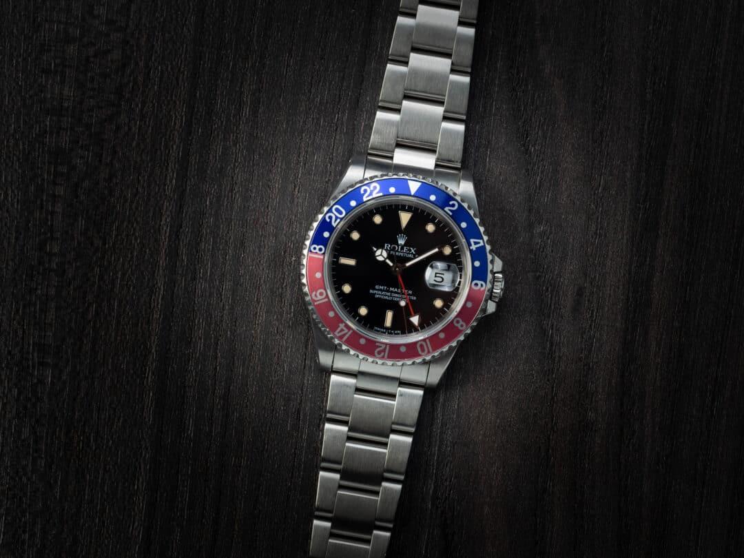 Rolex GMT Master in acciaio Ref. 16700