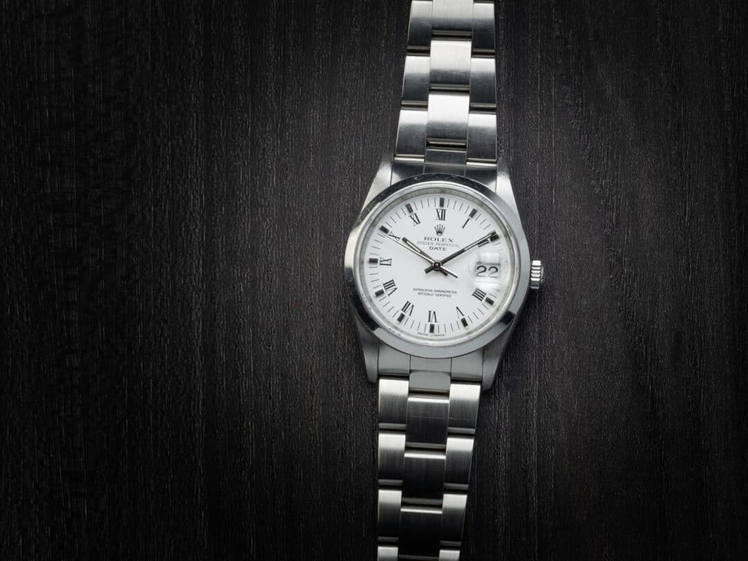 Rolex Date in acciaio Ref. 15200